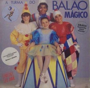Turma Do Balao Magico Albuns Vagalume