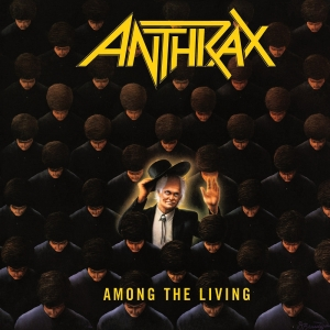 among the living anthrax Álbum vagalume