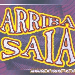 CD 5 SAIA BAIXAR VOL ARRIBA FORRO