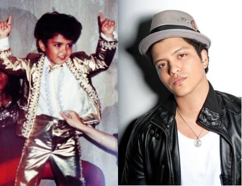 Presley Hernandez Bruno Mars