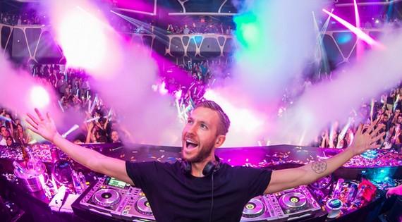 5 Tahun Berturut Calvin Harris Bergelar DJ Termahal Di Dunia