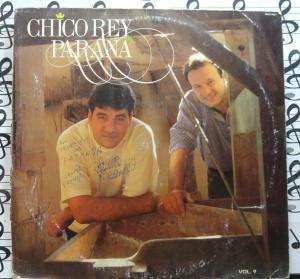 Vol.9 - Chico Rey e Paraná - Álbum - VAGALUME