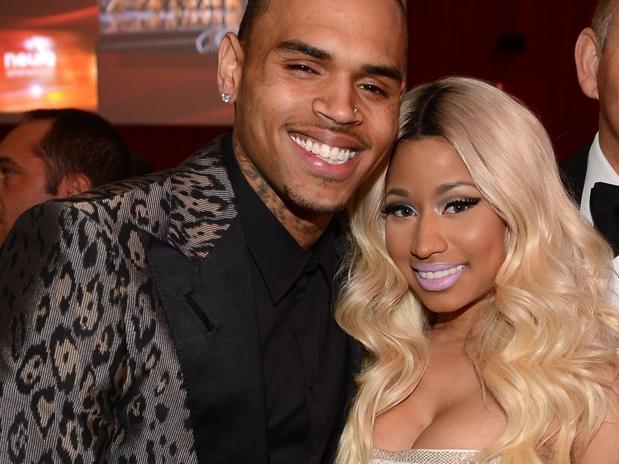 Nicki Minaj e Chris Brown participam de novo single do DJ Khaled