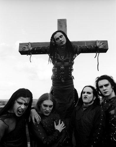 cradle-of-filth - Fotos