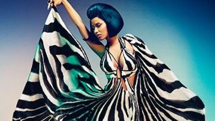 Nicki Minaj estrela nova campanha da grife de Roberto Cavalli - VAGALUME 0a6c20c35c