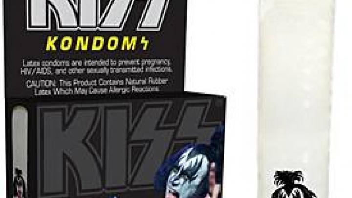 Kiss lança nova linha de camisinhas - VAGALUME f8251c87264b8