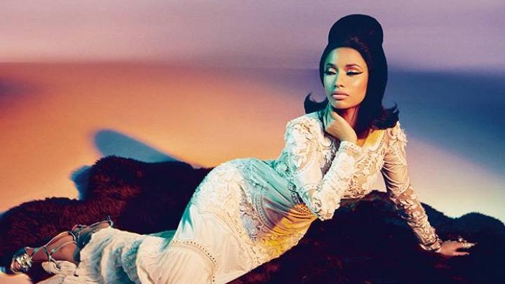 Nicki Minaj estrela o novo comercial da grife Roberto Cavalli - VAGALUME d70317de9d