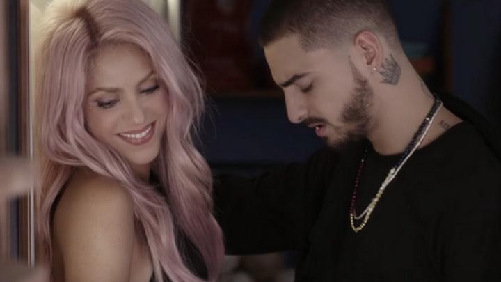 Clipe De Chantaje De Shakira E Maluma Atinge 1 Bilhão De Visualizações No Youtube Vagalume