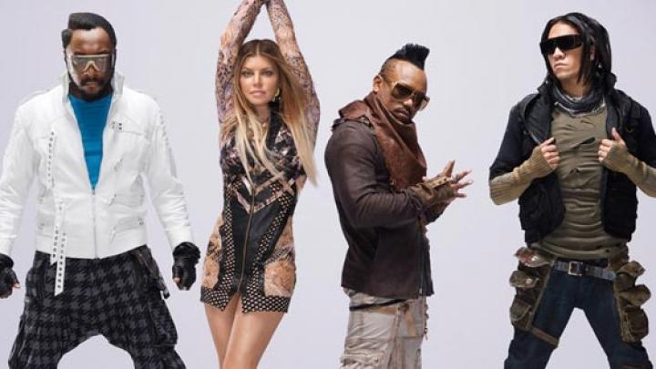 Black Eyed Peas Group Members