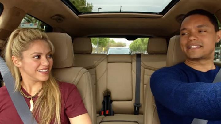 Veja O Teaser Da Participação De Shakira No Programa Carpool Karaoke Vagalume