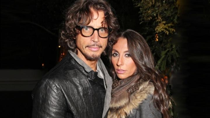 Viúva de Chris Cornell anuncia vigília pública para marcar um ano ...