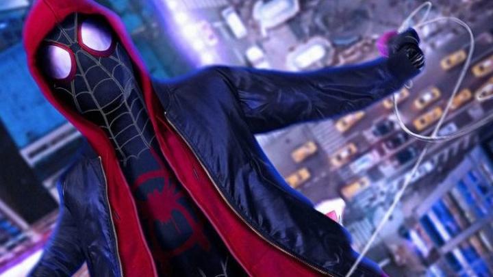 Escute A Trilha Sonora Do Filme Homem Aranha No Aranhaverso