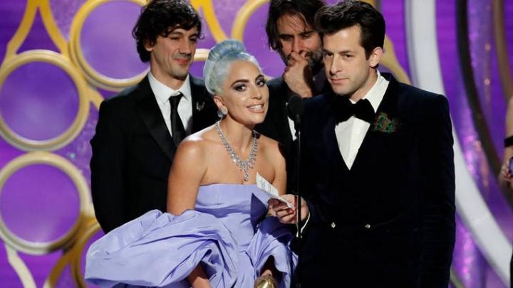 4fb4200b826 ... Lady Gaga ganha Globo de Ouro por