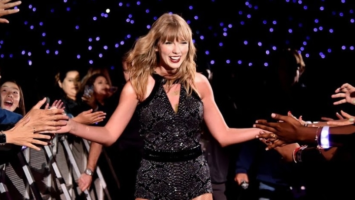 Taylor Swift anuncia performance ao vivo na TV para a ...