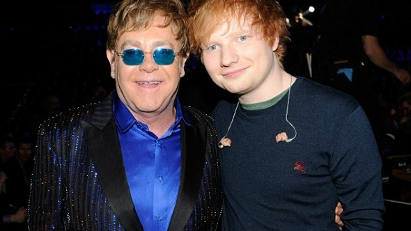 Saiba alguns dos conselhos que Elton John deu para Ed