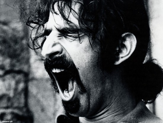 Frank Zappa letras