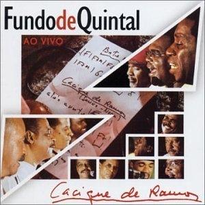 FUNDO QUINTAL AO CD 1990 DE BAIXAR VIVO