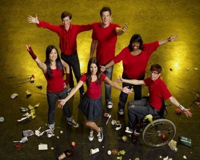 glee - Fotos