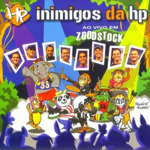 cd inimigos da hp - zoodstock na estrada 2008