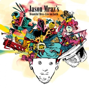 Jason Mraz's Beautiful Mess - Live On Earth (CD/DVD)