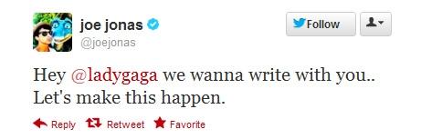 Joe Jonas letras