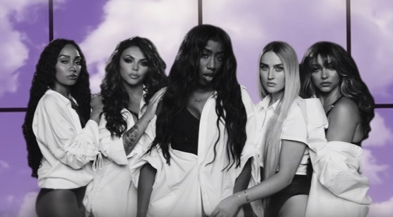 Little Mix ft. Kamille