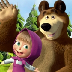 Masha E O Urso Vagalume