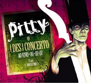 cd pitty desconcerto ao vivo
