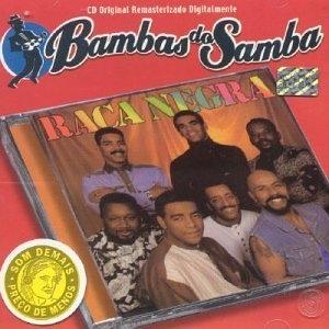 Coleção Bambas Do Samba - 4 - Raça Negra - Álbum - VAGALUME 4084ca29849d7
