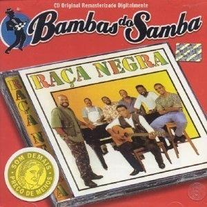 Coleção Bambas Do Samba - 7 - Raça Negra - Álbum - VAGALUME 84d5f64461ce1