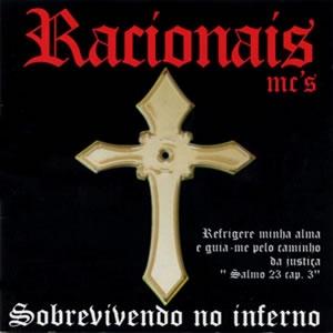 Sobrevivendo No Inferno Racionais Mcs álbum Vagalume