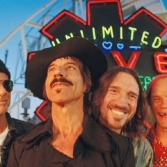 todas as musicas de red hot chili peppers