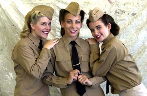 the-andrews-sisters - Fotos